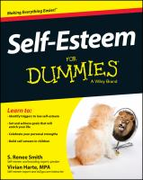 Self-esteem for Dummies