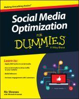 Social Media Optimization for Dummies