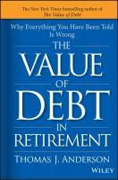 The Value of Debt in Retirement
