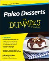 Paleo Desserts for Dummies / by Adriana Harlan