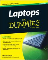 Laptops for Dummies®