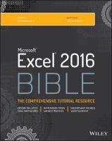 Microsoft® Excel® 2016 Bible