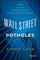 Wall Street Potholes