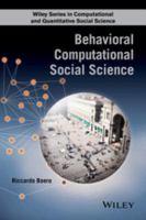 Behavioral Computational Social Science