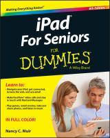 IPad® for Seniors for Dummies®