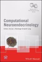 Computational Neuroendocrinology