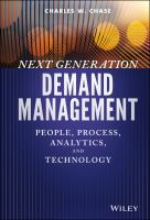 Next Generation Demand Management