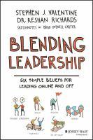Blending Leadership