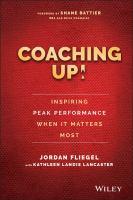Coaching Up!
