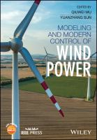 Modeling and Modern Control of Wind Power