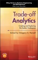 Trade-off Analytics