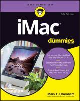 Image: IMac® for Dummies®