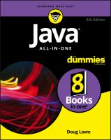 Java All-in-one