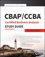 CBAP / CCBA