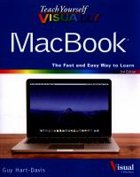 Teach Yourself Visually MacBook ®