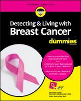 Detecting & Living With Breast Cancer for Dummies