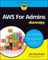 AWS for Admins