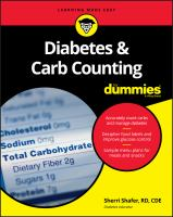 Diabetes & Carb Counting