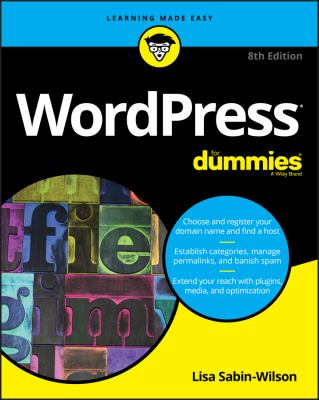 Cover image for WordPress for Dummies