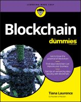 Image: Blockchain for Dummies®