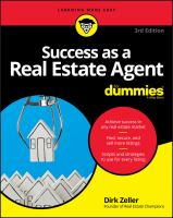 Success as A Real Estate Agent