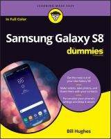 Samsung Galaxy S8 For Dummies