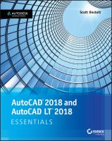 AutoCAD 2018 and AutoCAD LT 2018