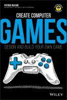 Create Computer Games