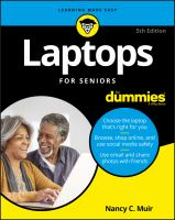 Laptops for Seniors for Dummies