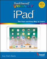Teach Yourself Visually IPad®