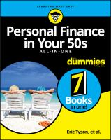 Personal Finance in your 50s All-in-one