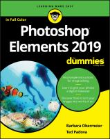 Photoshop Elements 2019