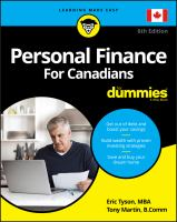 Image: Personal Finance for Canadians