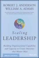 Scaling Leadership