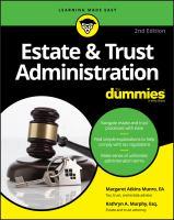 Estate & Trust Administration