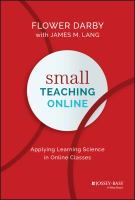 Small Teaching Online