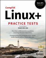 CompTIA Linux+ Practice Tests