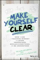 Make Yourself Clear