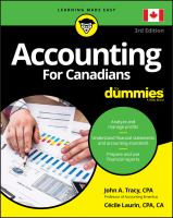 Accounting for Canadians