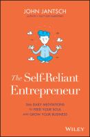 The Self-reliant Entrepreneur