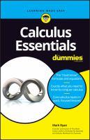 Calculus Essentials