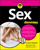 Sex for Dummies