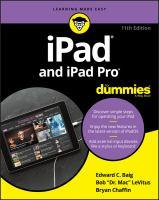 Image: IPad® and IPad Pro®