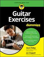 Guitar Excercises