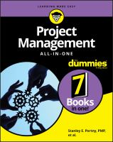 Project management : all-in-one