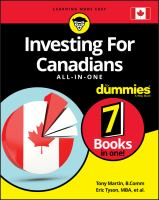 Investing for Canadians : all-in-one