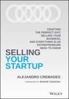 Selling your Startup