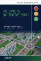 Automotive Internetworking