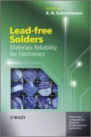 Lead-free Solders