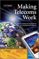 Making Telecoms Work